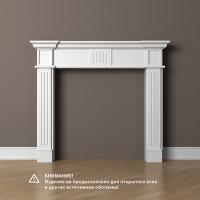Полиуретановый портал для камина киев полиуретановый лак для деревянного пола свойства